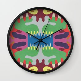Hand in Hand Wall Clock