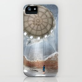 Ancient Architecture iPhone Case