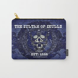 The Sultan Of Skullz Carry-All Pouch