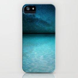 Night Swimming iPhone Case