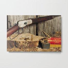 Winchester Model 53 Metal Print