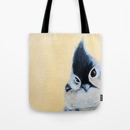 Titmouse Tote Bag