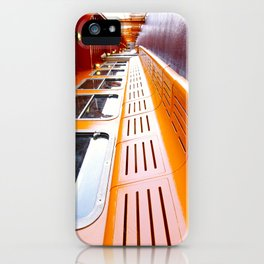 Staten Island Ferry iPhone Case