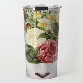 beautiful garden Travel Mug