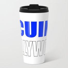 CUIN HOLLYWOOD Travel Mug