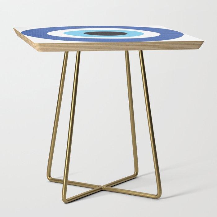 Evi Eye Symbol Side Table
