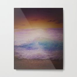 Sea Landscape Metal Print