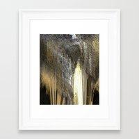 champagne Framed Art Prints featuring champagne by Maria Julia Bastias