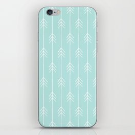 arrow pattern (8) iPhone Skin