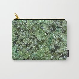 Raw Peridot Carry-All Pouch