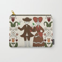 Harvest Dance Carry-All Pouch