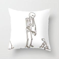 Inside Series Throw Pillow