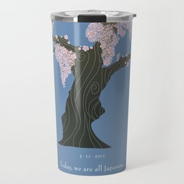 Today, we are all Japanese Travel Mug