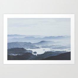 Sri Lanka V Art Print