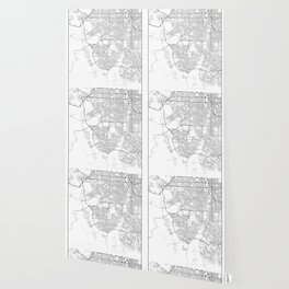 Minimal City Maps - Map Of Lakewood, Colorado, United States Wallpaper