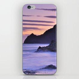 """""""Purple sea"""" iPhone Skin"""
