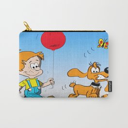 Boule and Bill Carry-All Pouch