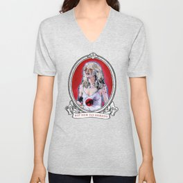 Debbie Harry Cheetara - Rip Her to Shreds Unisex V-Neck