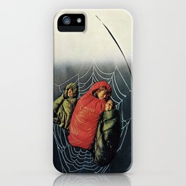 stuck in the middle with you iPhone Case