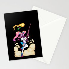 Riot Magical Girl Stationery Cards