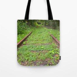 Forgotten Railway Tote Bag
