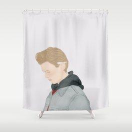 Skam | Even Bech Næsheim Shower Curtain