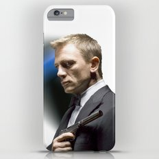 Daniel Craig as James Bond iPhone 6 Plus Slim Case