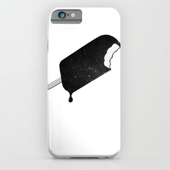 Space Melter (Redux) iPhone & iPod Case