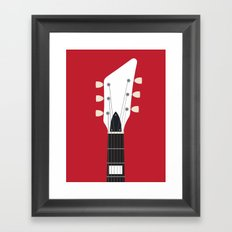 Guitar Heroes #3 - Jack Framed Art Print