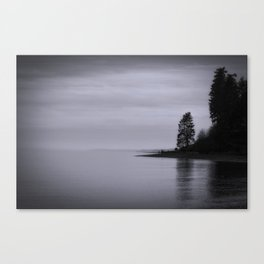 Monochrome Dream Canvas Print