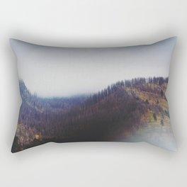 Absaroka Fog Rectangular Pillow