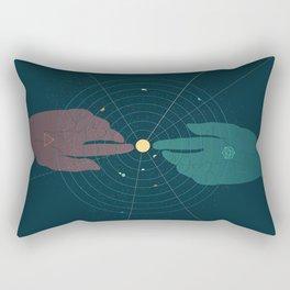 Parallel Universe Rectangular Pillow