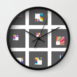 Windows No. 1 Wall Clock