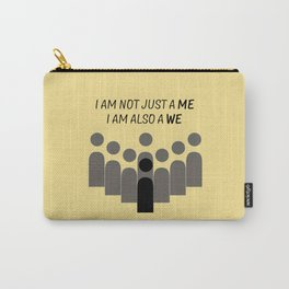 Sense8 - i am also a we  Carry-All Pouch