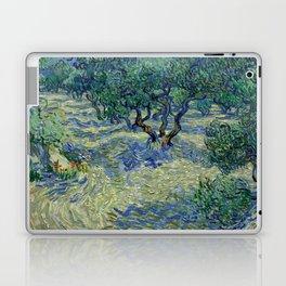 "Vincent Van Gogh ""Olive Orchard"" Laptop & iPad Skin"
