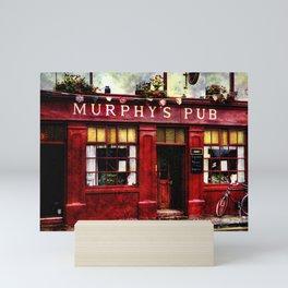 Murphys Pub, Dingle Mini Art Print