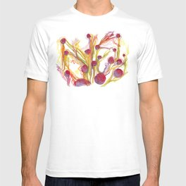 Iceland Abstracted #40 T-shirt