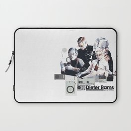 DIETER RAMS: DESIGN HEROES Laptop Sleeve