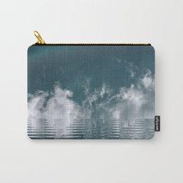 Icing Clouds Carry-All Pouch
