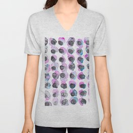 eights a crowd Unisex V-Neck