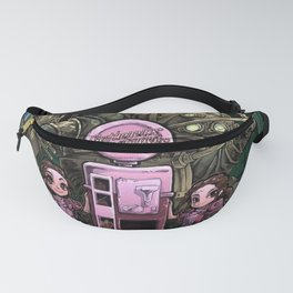 Big Daddy Running In Rapture City Gaming Fanny Pack