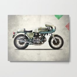 The 1974 750SS Metal Print