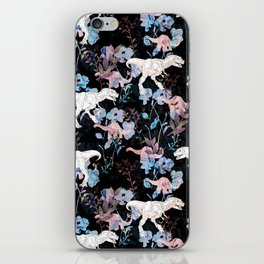 Jurassic Noir iPhone Skin