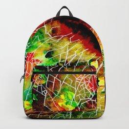 Divided Leaf Backpack
