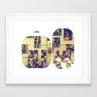 cuba Framed Art Prints featuring cuba by whoù?
