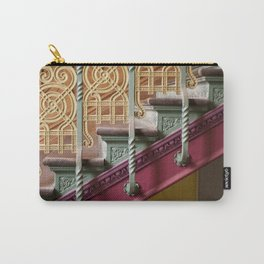 Colourful Staircase Carry-All Pouch