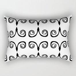 SérieArabesque-04 Rectangular Pillow