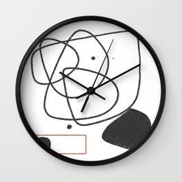 Knot - part 1 Wall Clock