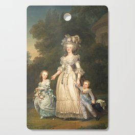 Queen Marie Antoinette of France Cutting Board