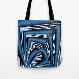 Feelin' the Blues.. Tote Bag